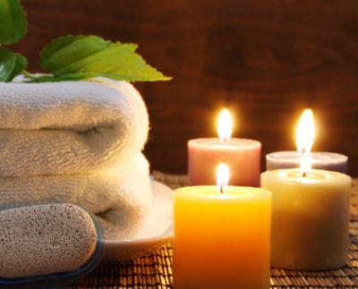 Анти-стрес огнен масаж