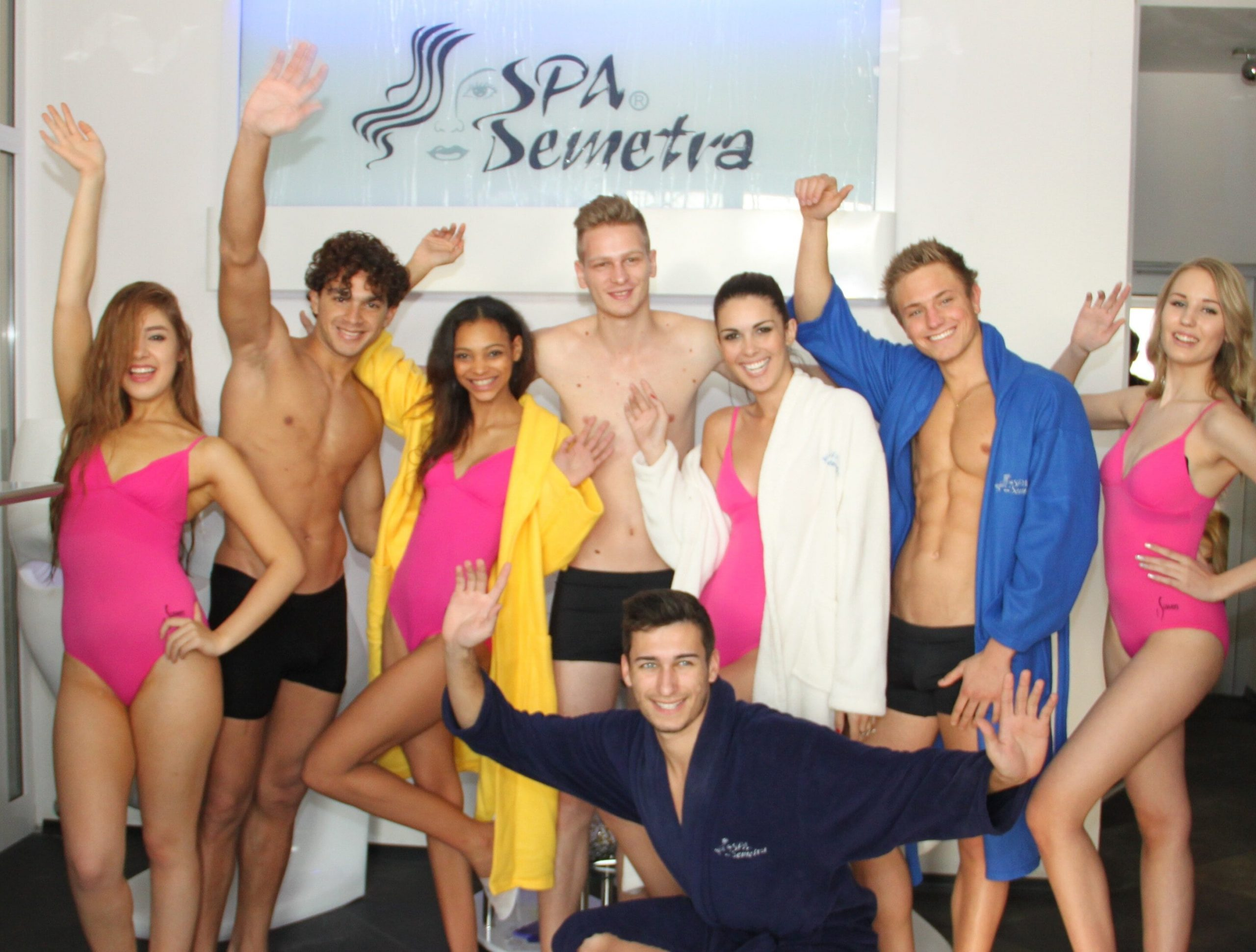 You are currently viewing SPA DEMETRA бе домакин на световните модели в конкурс  BEST МODEL OF THE WORLD 2013