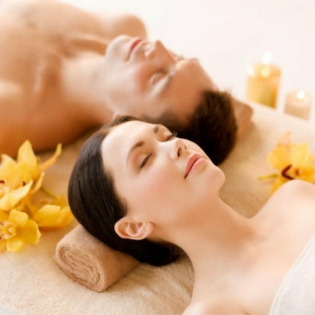 Анти-стрес масаж за двама