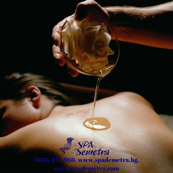 Detox масаж с мед