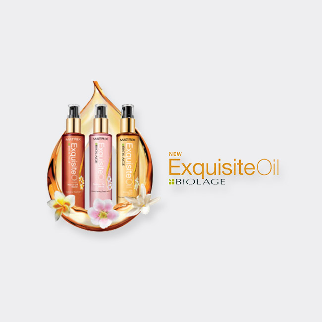 Комплект Exquisite Oil