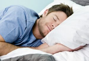 Масаж с Кислород, Подобрява качеството на съня.
