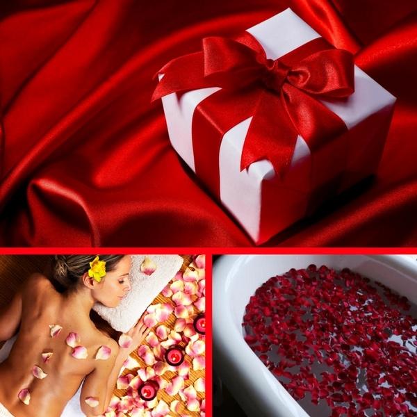 Коледен СПА Пакет Роза