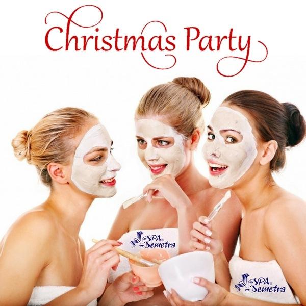 Незабравимо Коледно парти за 3 дами