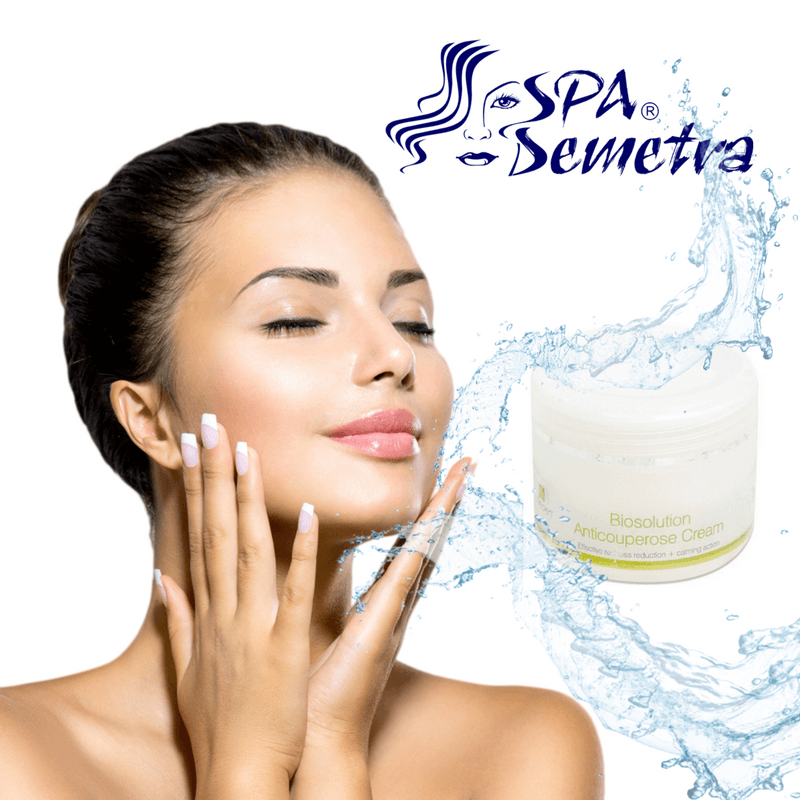 Biosolution Anticouperose Cream - Крем за чувствителна кожа