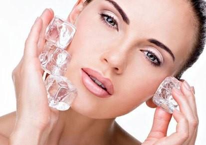 Криотерапия за лице
