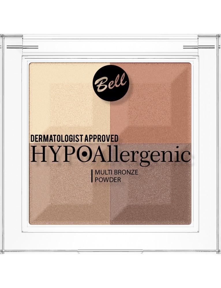 Bell HypoAllergenic- Хипоалергенна бронзираща пудра