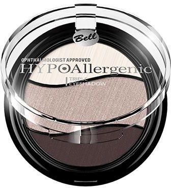 Bell HypoAllergenic- Хипоалергенни сенки за очи с 3 цвята