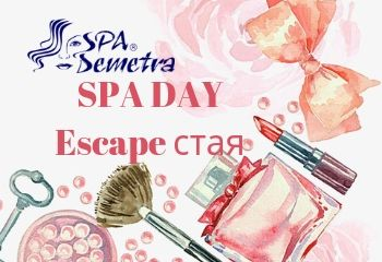 SPA DAY за 1 юни