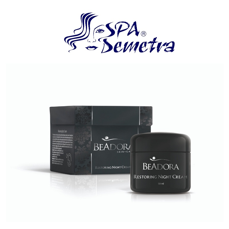 Възстановяващ нощен крем за лице BeAdora Beauty