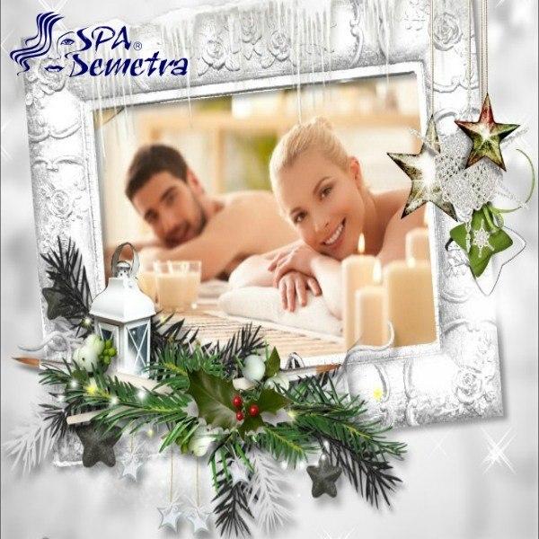 Подари топъл масаж за двама за Коледа