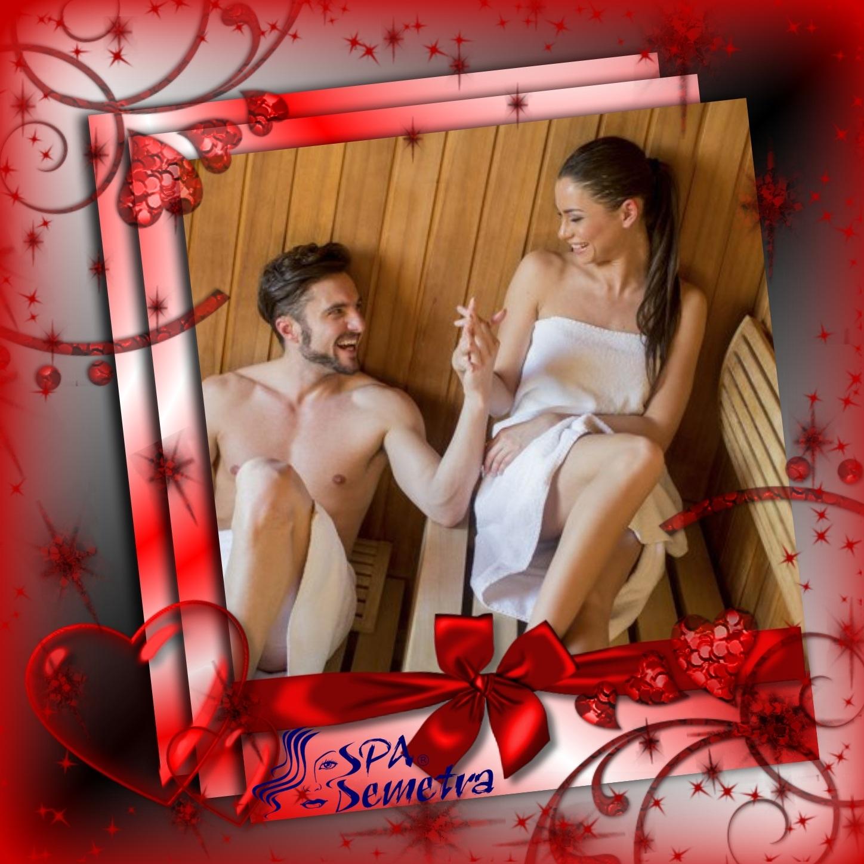 Подари топъл масаж за двама за св.Валентин