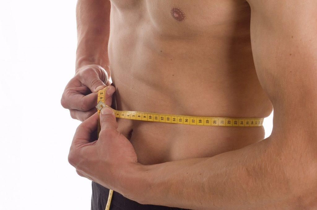 Моделиране на тяло мъже