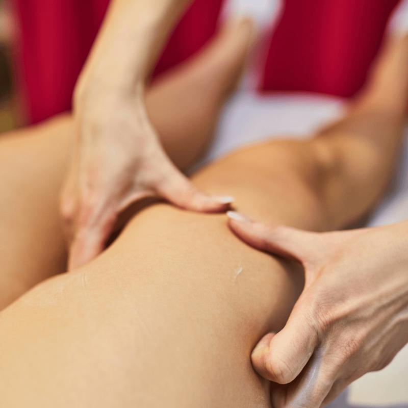 Антицелулит масаж - отслабване