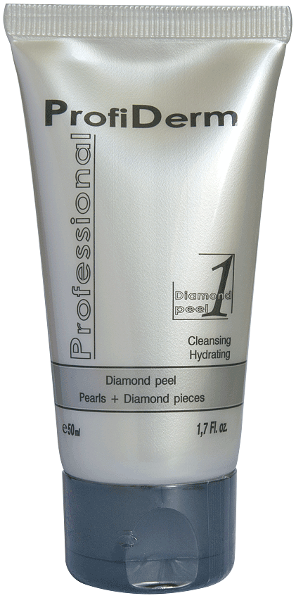 Диамантен дермоабразиращ пилинг с перли, 50 мл.