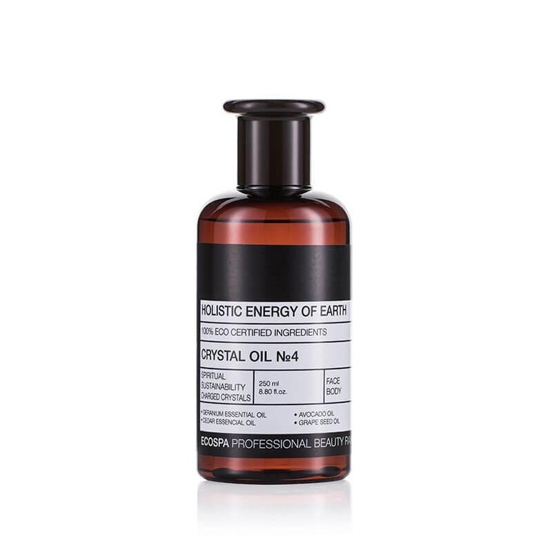 Кристално олио №4 за лице и тяло на Eco Spa