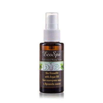 БиоОзоново олио с Арган за тяло, лице и коса на Eco Spa