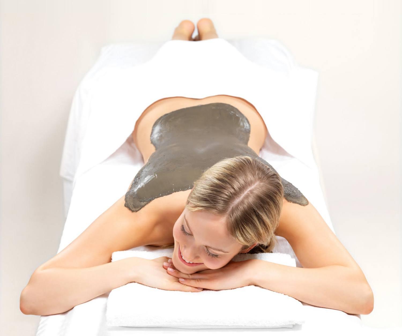 Възстановителен масаж с луга