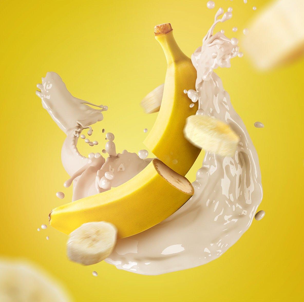 Енергизиращ Масаж с банан