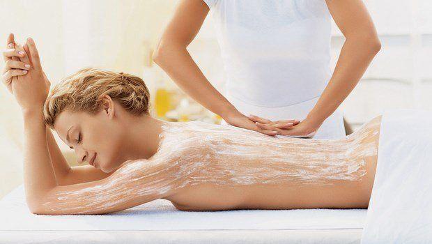 масаж на Клеопатра