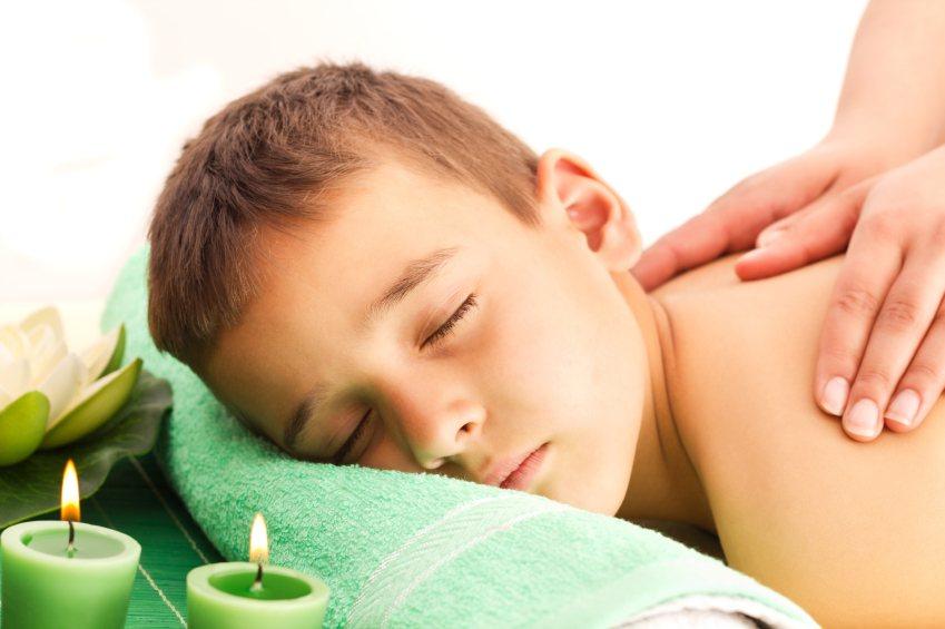 Детски масаж