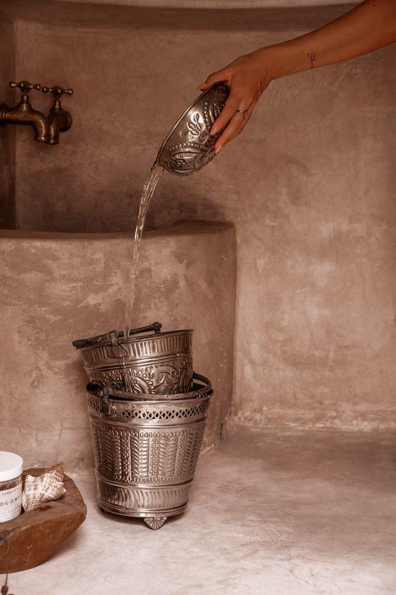 Традиционен марокански масаж