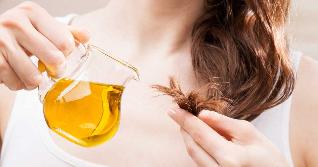 Терапия с Арган за коса